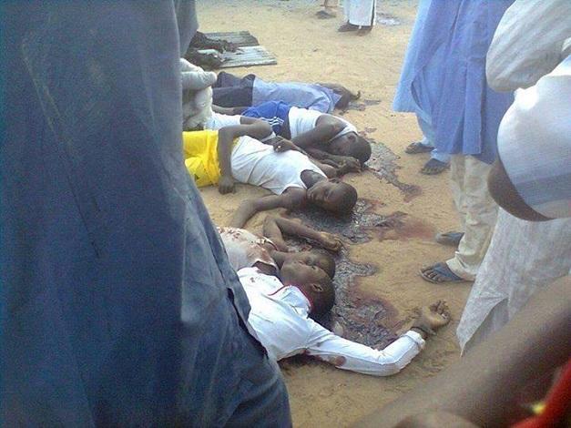 Boko Haram in Nigeria 3